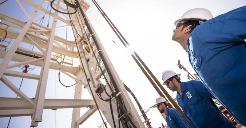Oil - Saudi Aramco
