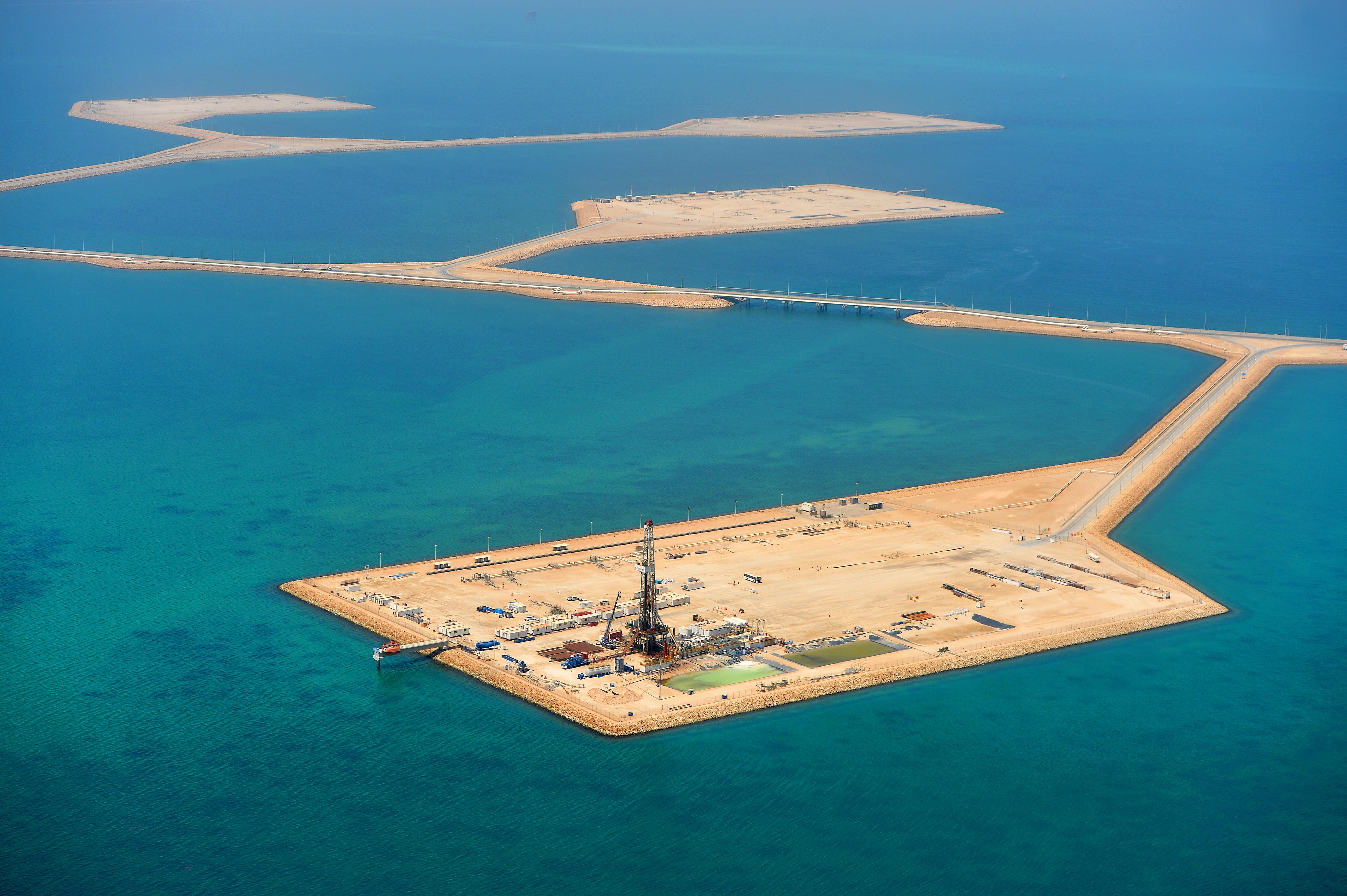 A triumph of engineering, nature and human spirit - Saudi Aramco