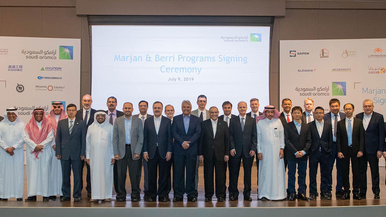 Saudi Aramco awards contracts valued at $18 billion to increase